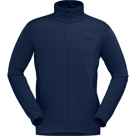 Norrøna Falketind Warm1 Chaqueta Stretch Hombre, indigo night